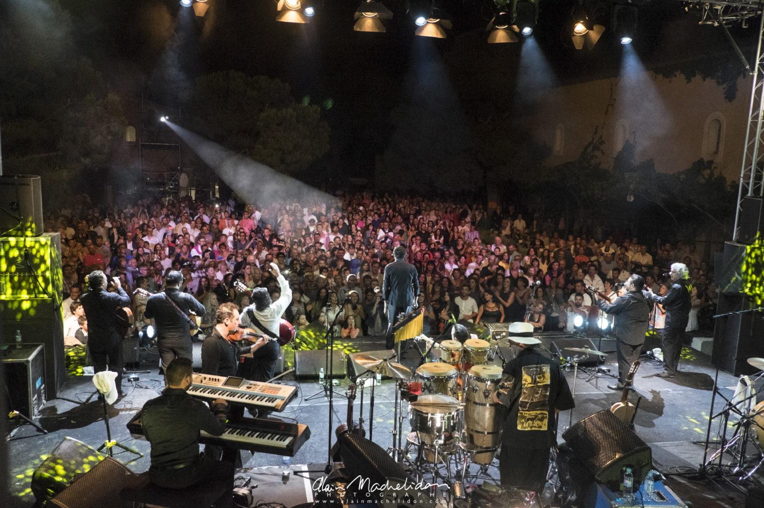 Festival Jazz à L'Hospitalet - ©Alain Machelidon
