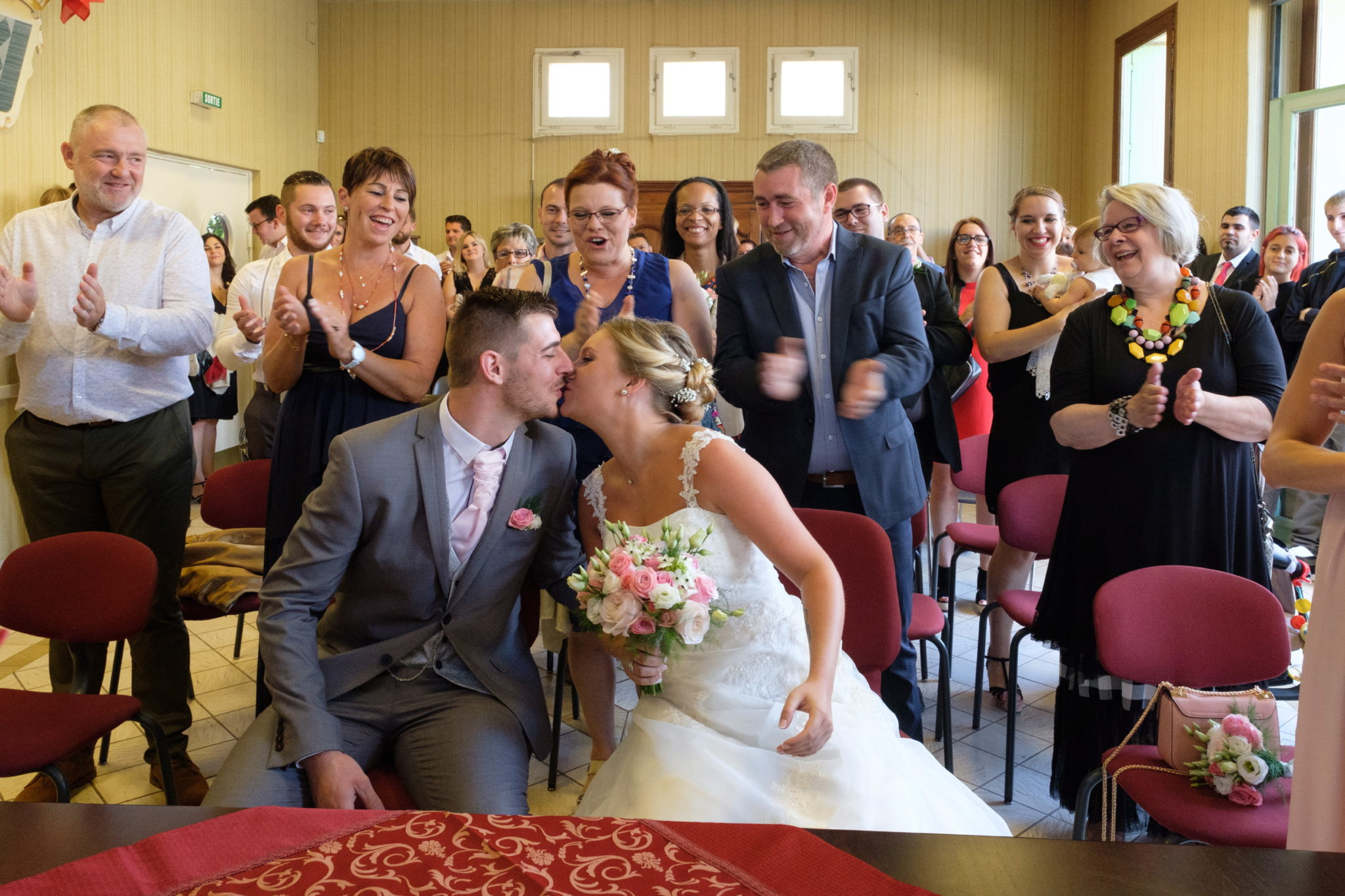 Mariage de Charlotte et Anthony Carbonell