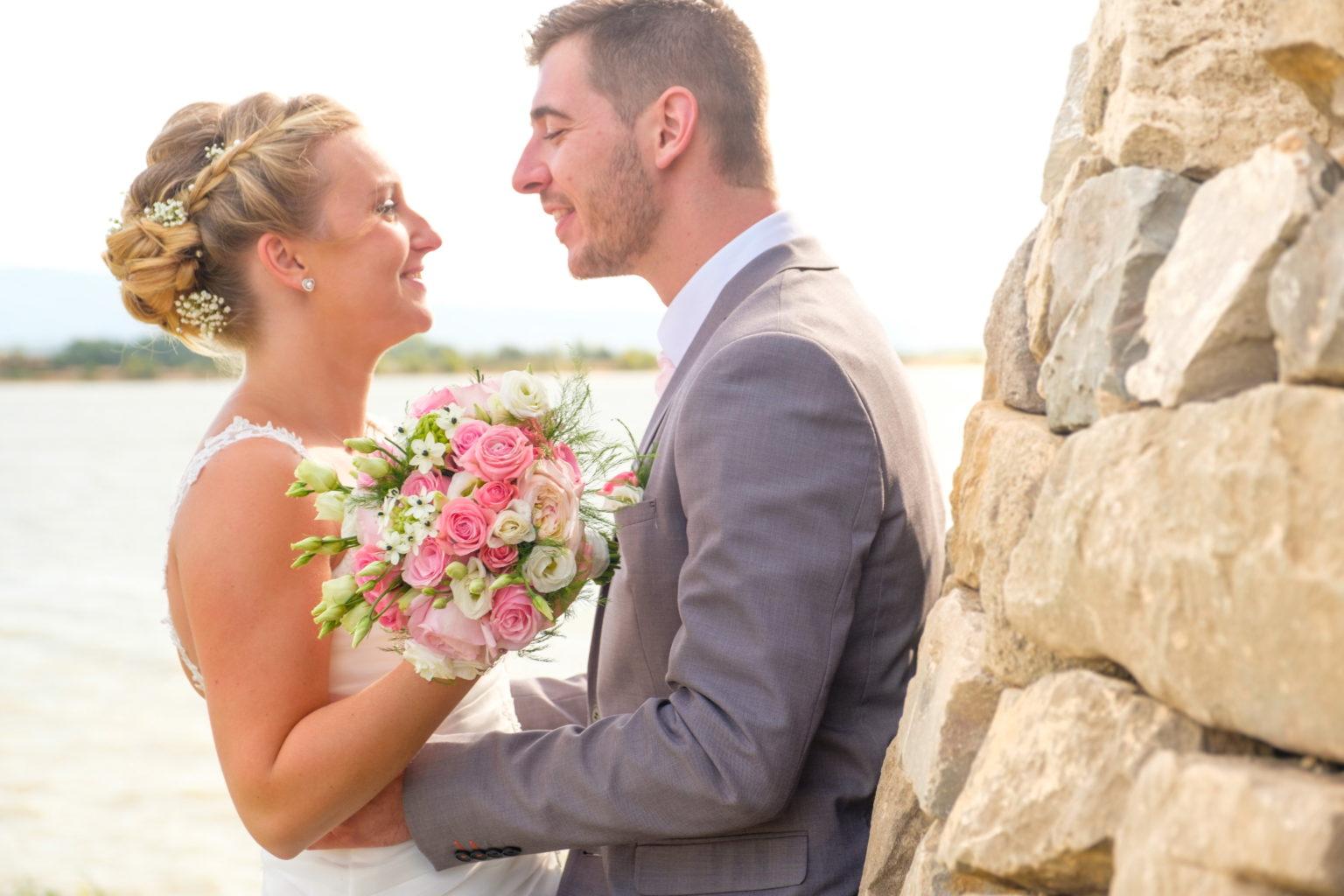 Mariage de Charlotte et Anthony Carbonell - ©Alain Machelidon