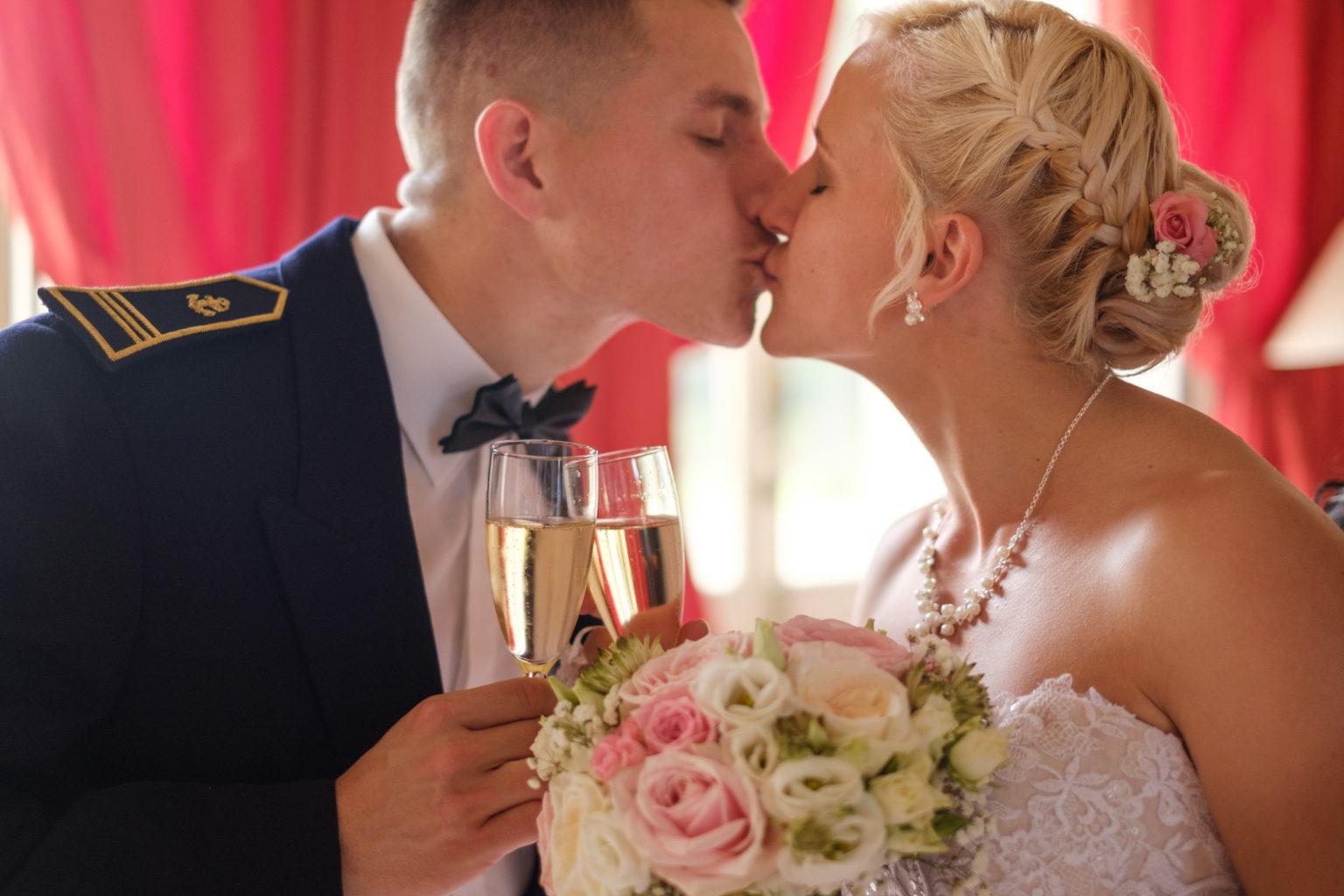 Mariage de Adrien et Floriane Chavanne - ©Alain Machelidon