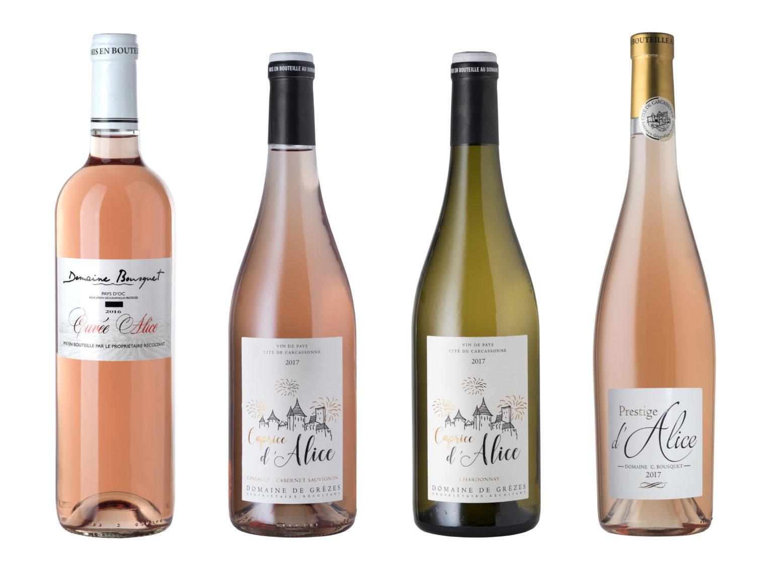 Prestige d'Alice - Domaine de Grèzes - Vin de Pays de la Cite de Carcassonne - ©Alain Machelidon