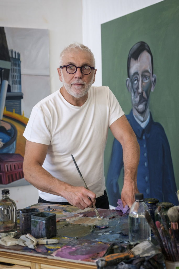 Alain Fabreal, Artiste Peintre