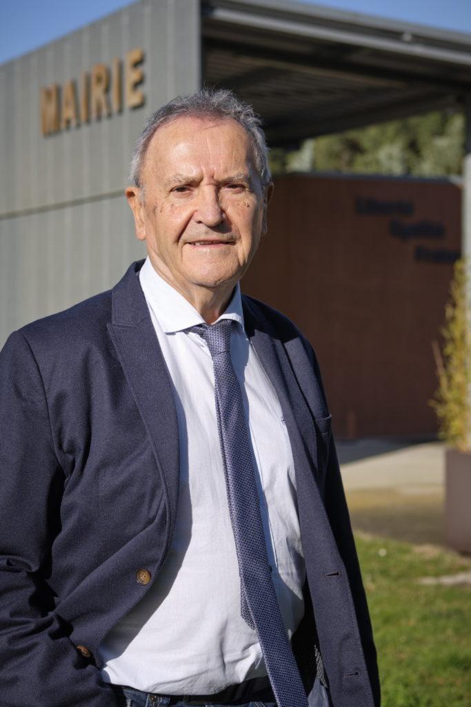 Paul Ramoneda, Maire de Palaja