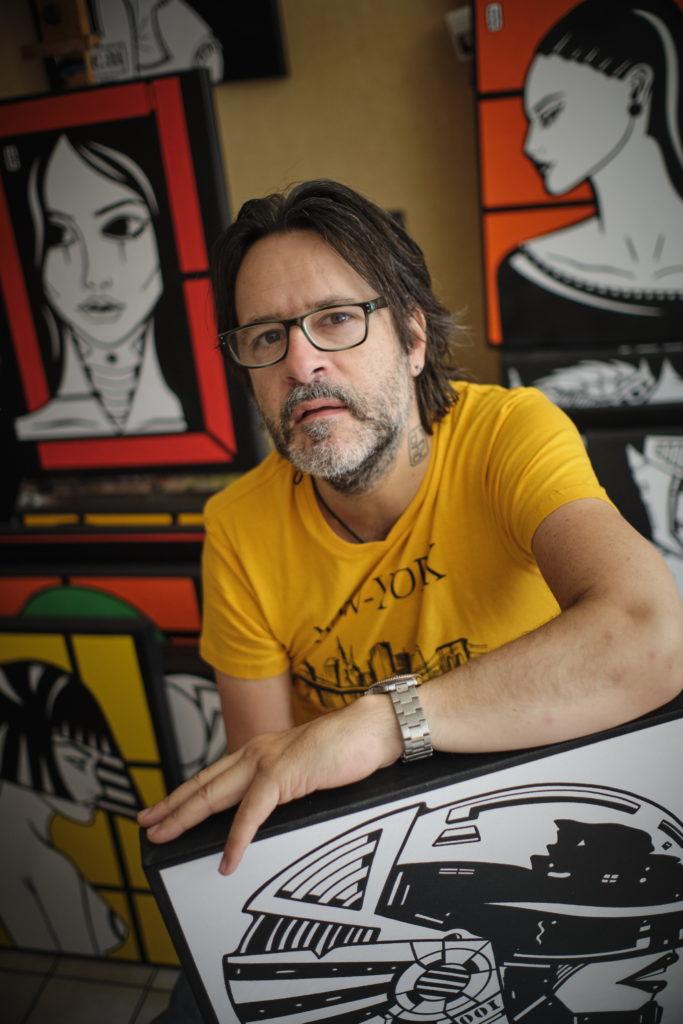 Patrice DIssac - artiste peintre et plasticien