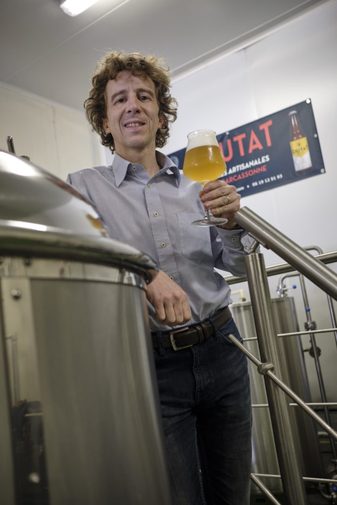 Xavier Benoist, Brasseur de la Cité, Bieres Ciutat